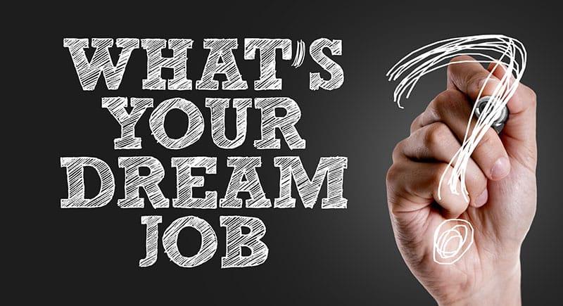 Starter jagten på drømmejobbet allerede i folkeskolen?