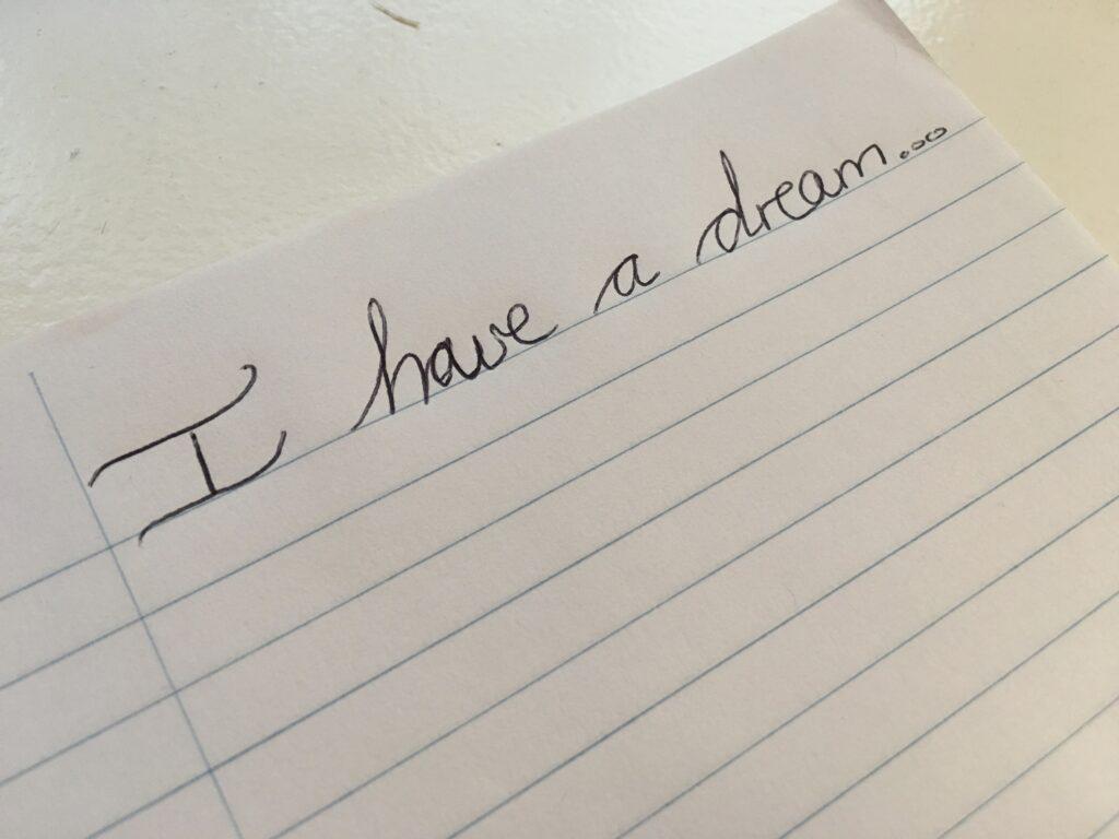 Jeg drømmer om et bæredygtigt system